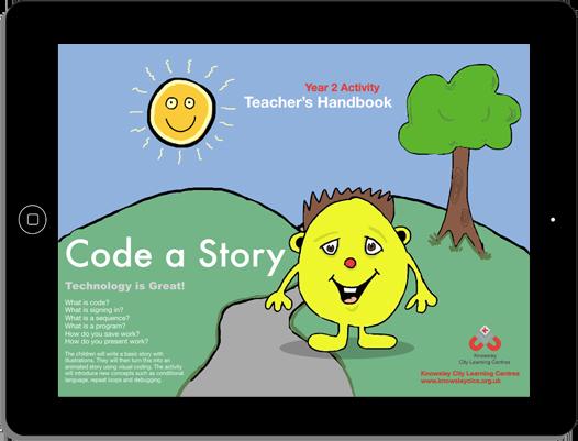 Yr 2: Code a Story