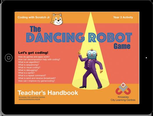 Yr 3: Dancing Robot