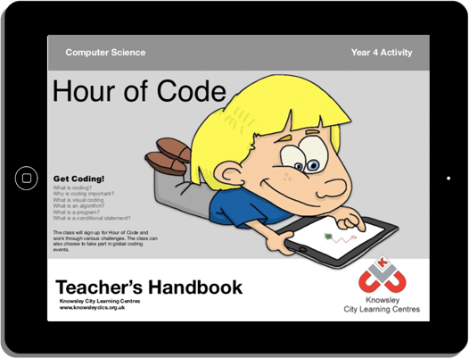 Year 4: Hour of Code