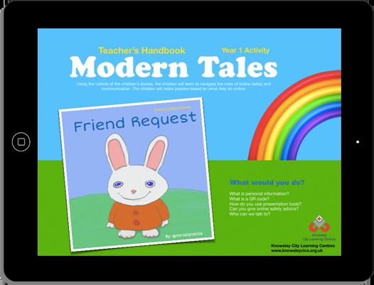 Yr 1: Modern Tales