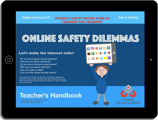 Yr 6: Online Safety Dilemmas